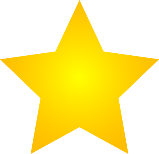Gold Star Clipart Clipart Panda Free Clipart Images.