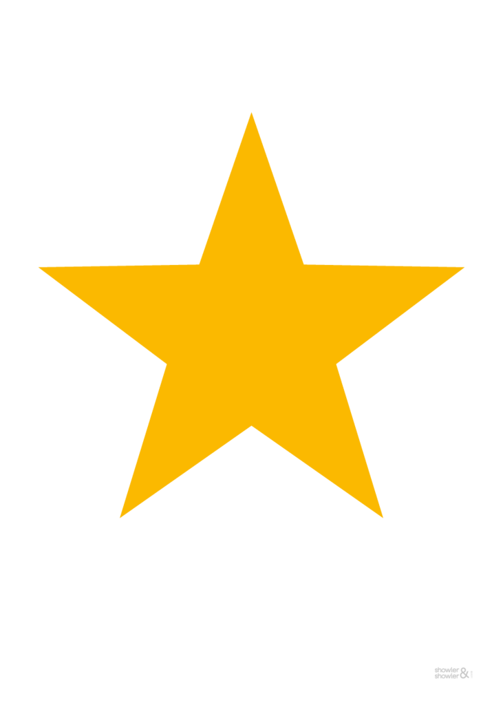 Yellow Stars Clipart With free image.