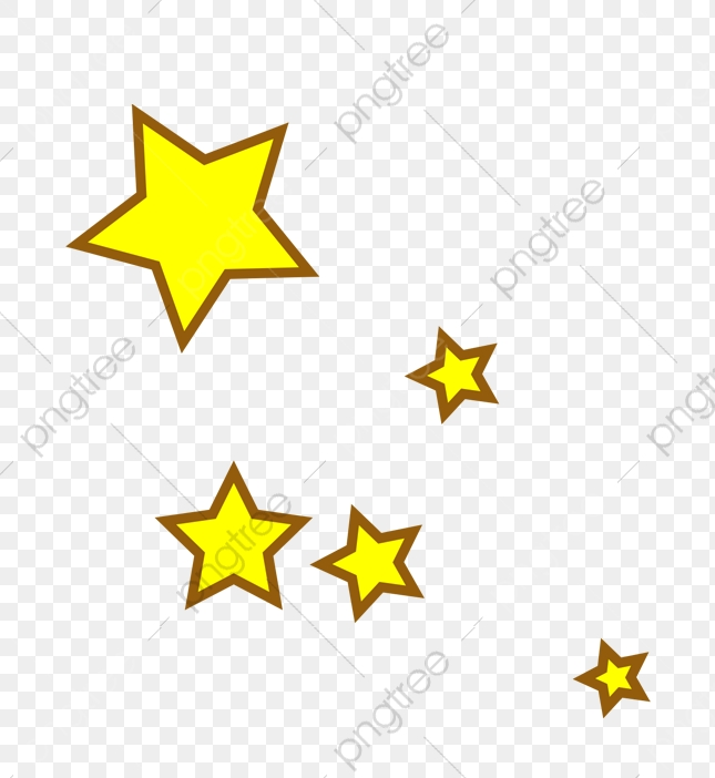 Yellow Star, Star Clipart, Yellow, Little Stars PNG Transparent.