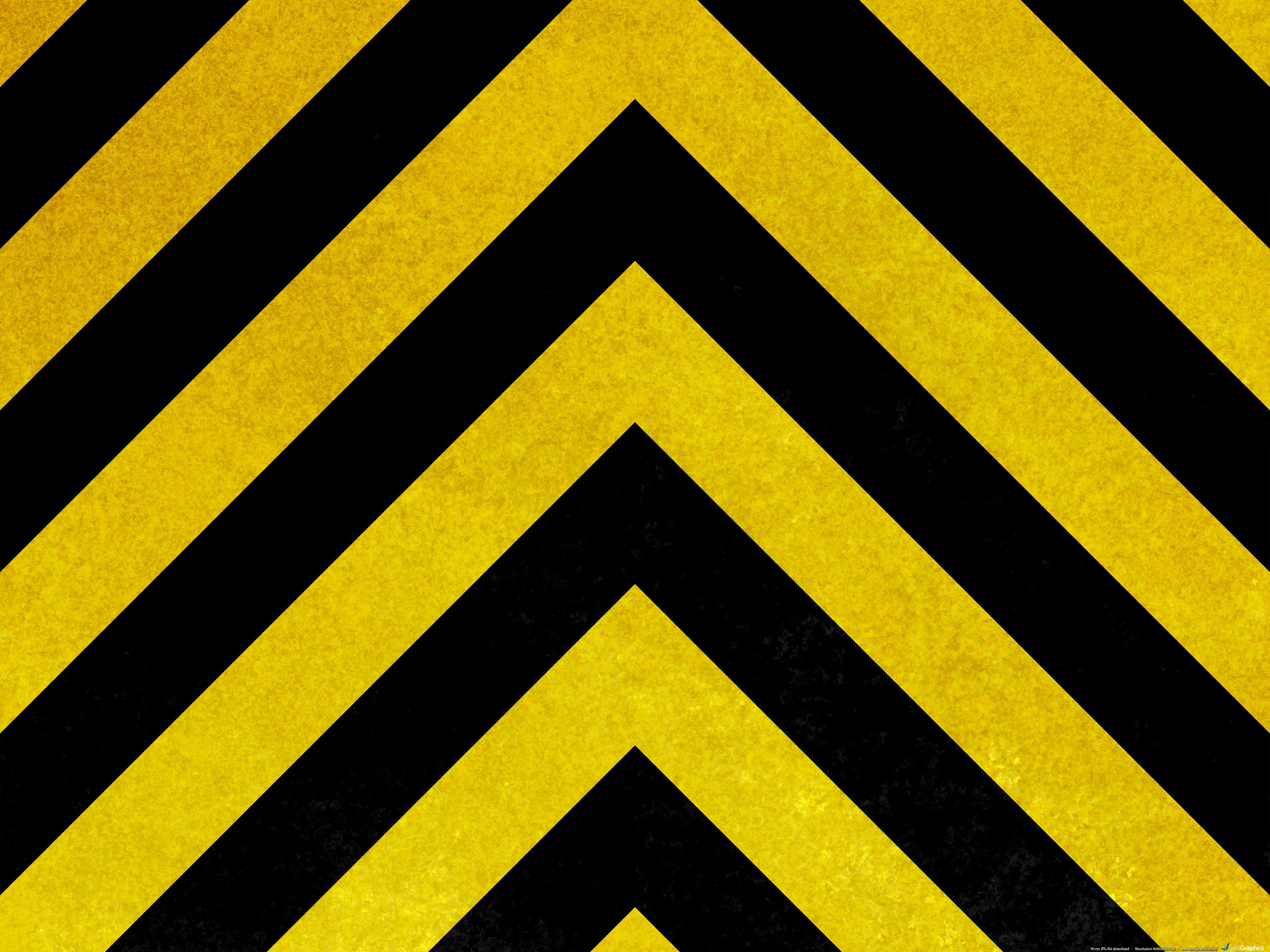 Hazard Stripe Background Clipart.