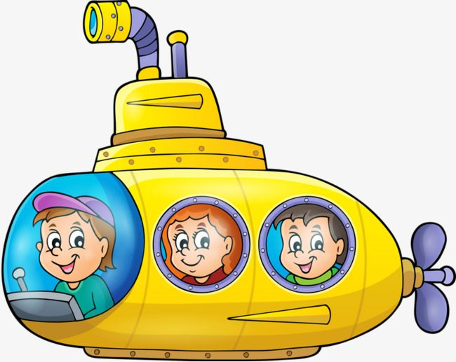 Yellow Submarine.