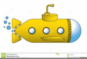 Yellow Submarine Clipart.