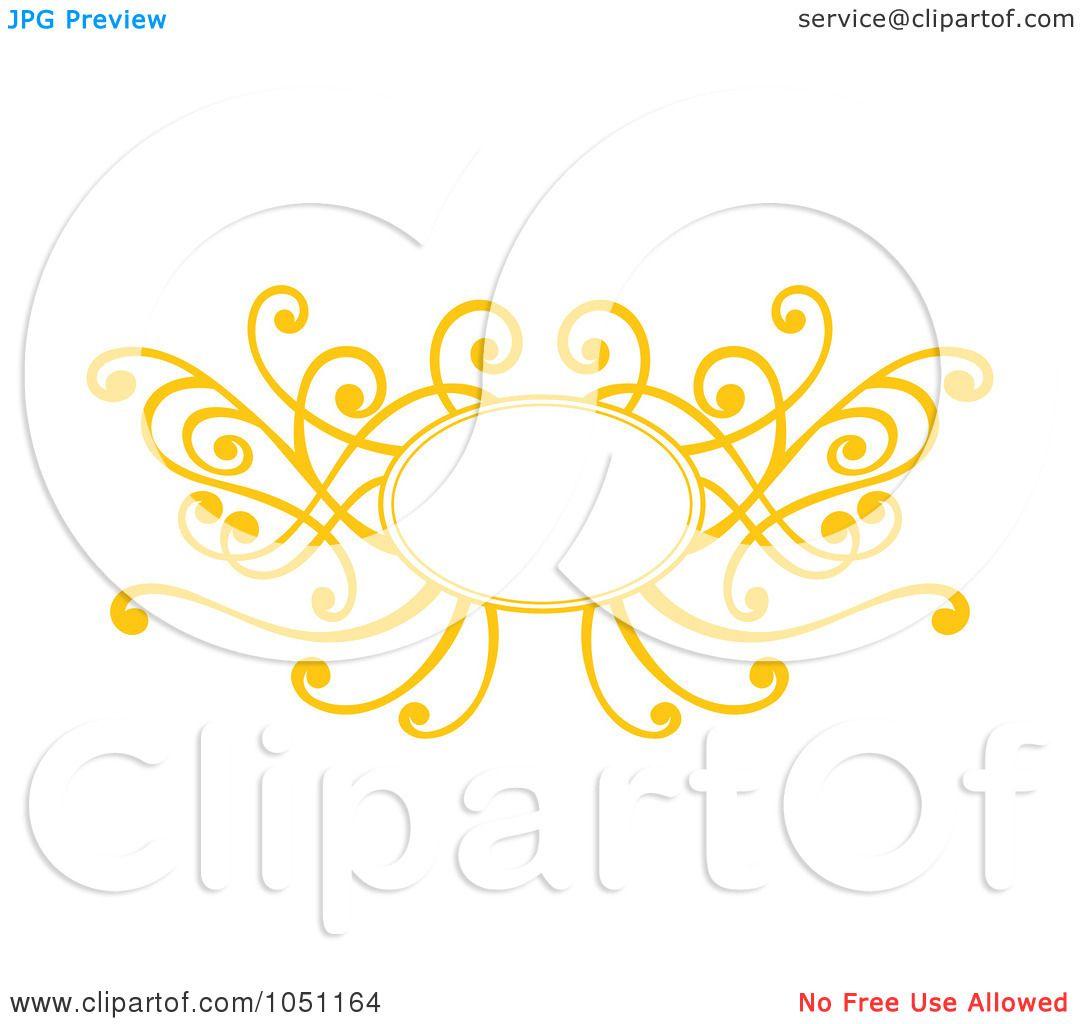 Images: Yellow Swirl Clip Art.