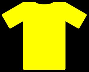 Yellow Tshirt Clip Art at Clker.com.