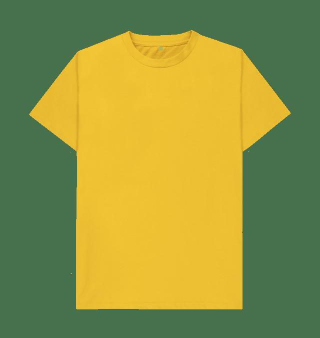 Mustard Plain Organic T.