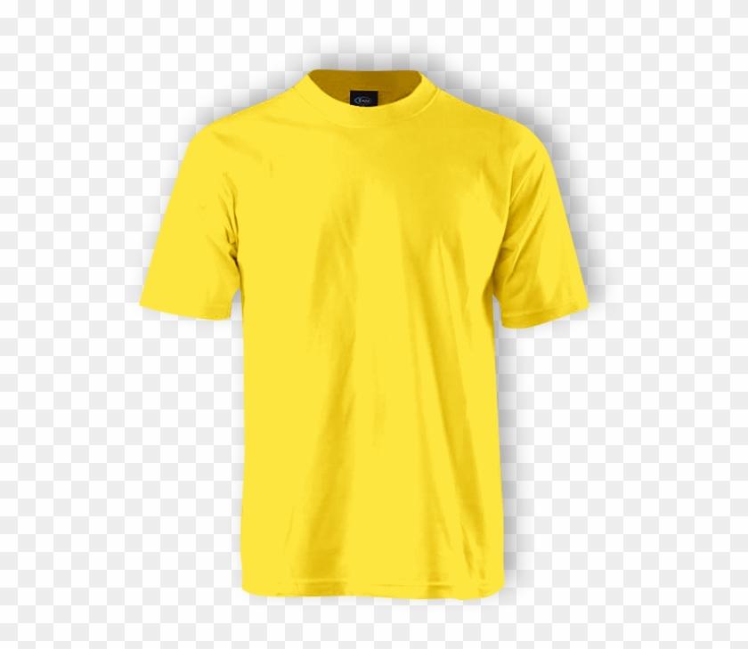 Yellow Shirt Png.