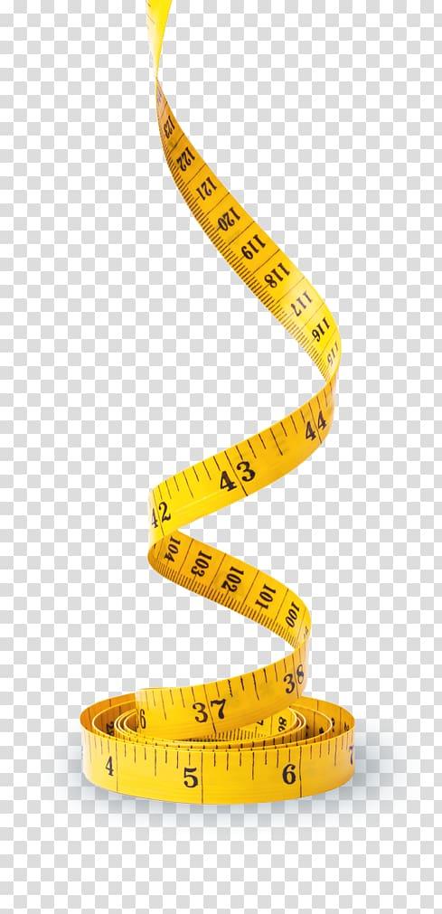 Yellow tape measure, Tape Measures Measurement Health.