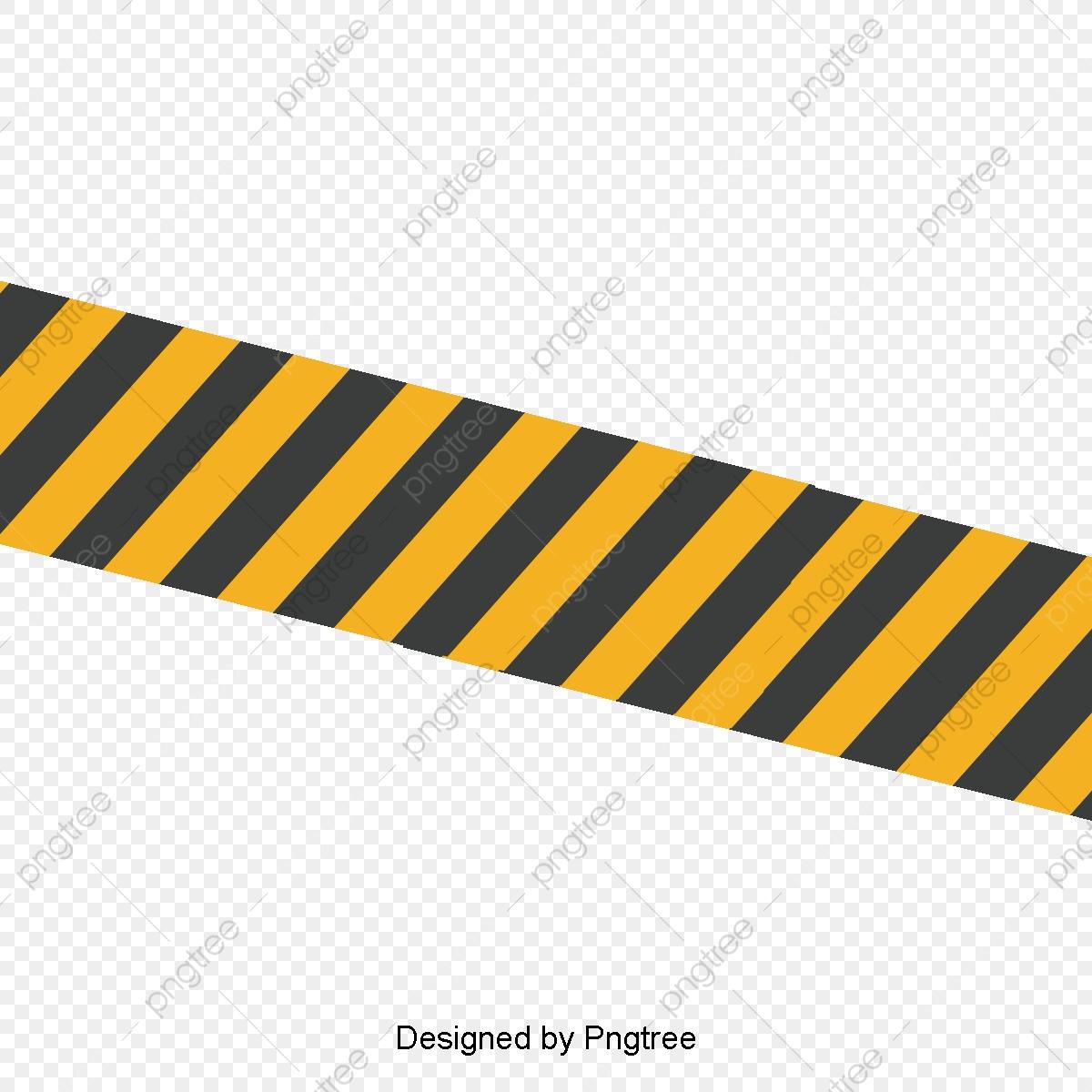 Vector Yellow Black Belt Alert, Barrier, Warning Tape, Caution Tape.