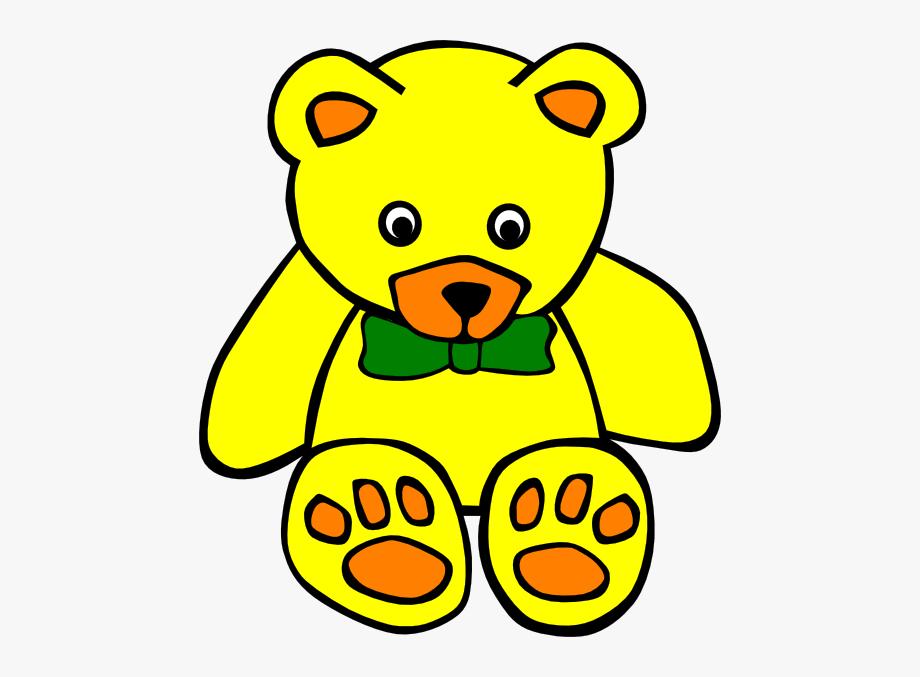 Teddy 3 Clip Art At Clker.