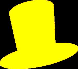 Yellow Hat Clip Art at Clker.com.