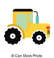 Yellow tractor Vector Clipart EPS Images. 4,440 Yellow tractor clip.