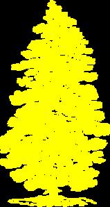 Yellow Tree Clip Art at Clker.com.
