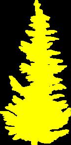 Very Yellow Tree Clip Art at Clker.com.