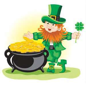 St. Patrick's Day Fundraising Ideas.