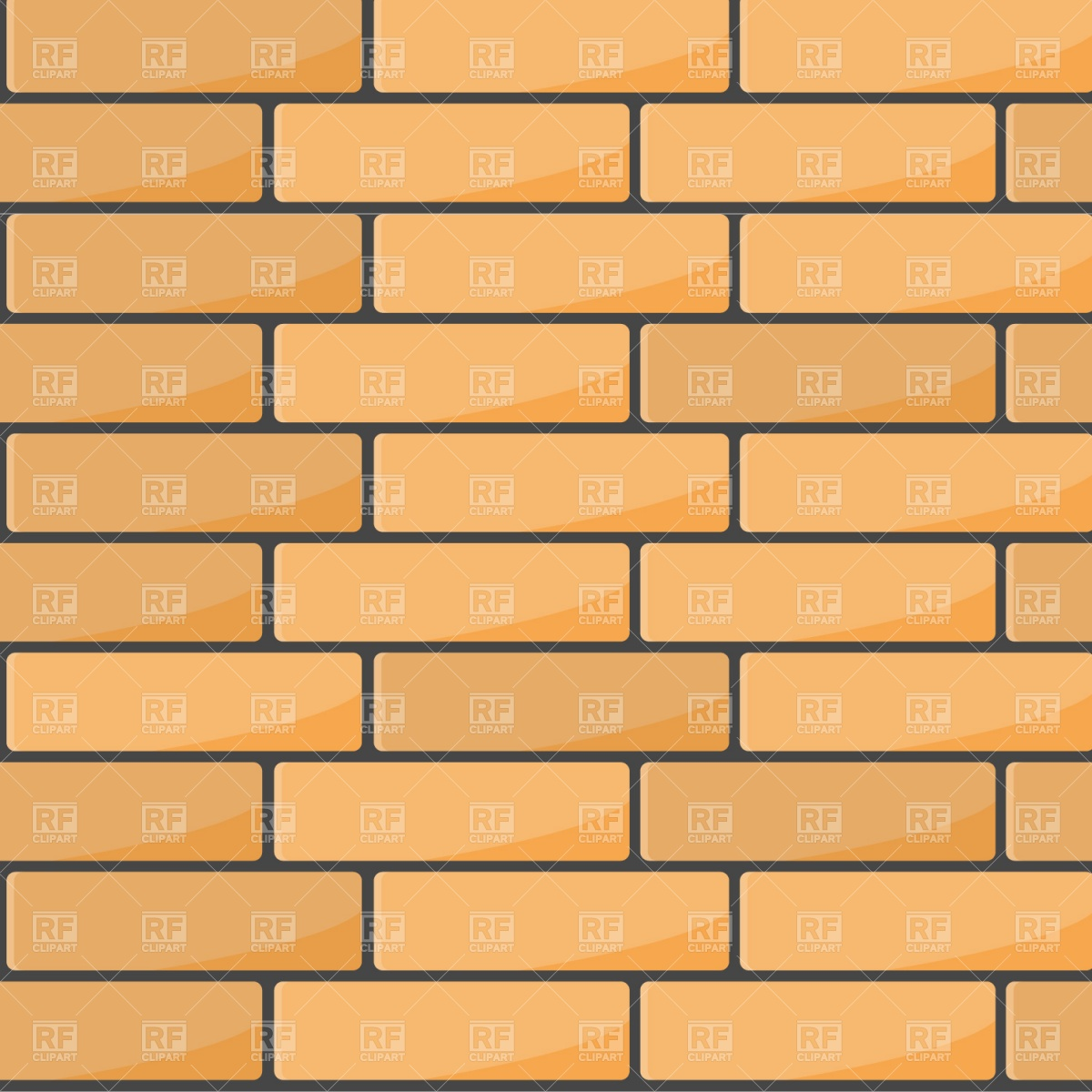 Walls house clipart.