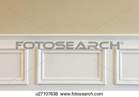 Pictures of Wainscot on Yellow Wall u27107638.