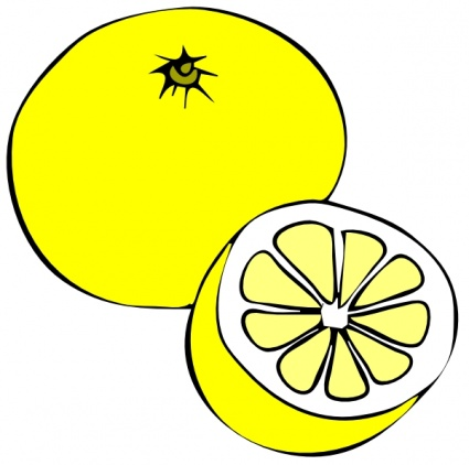 Yellow Clipart.