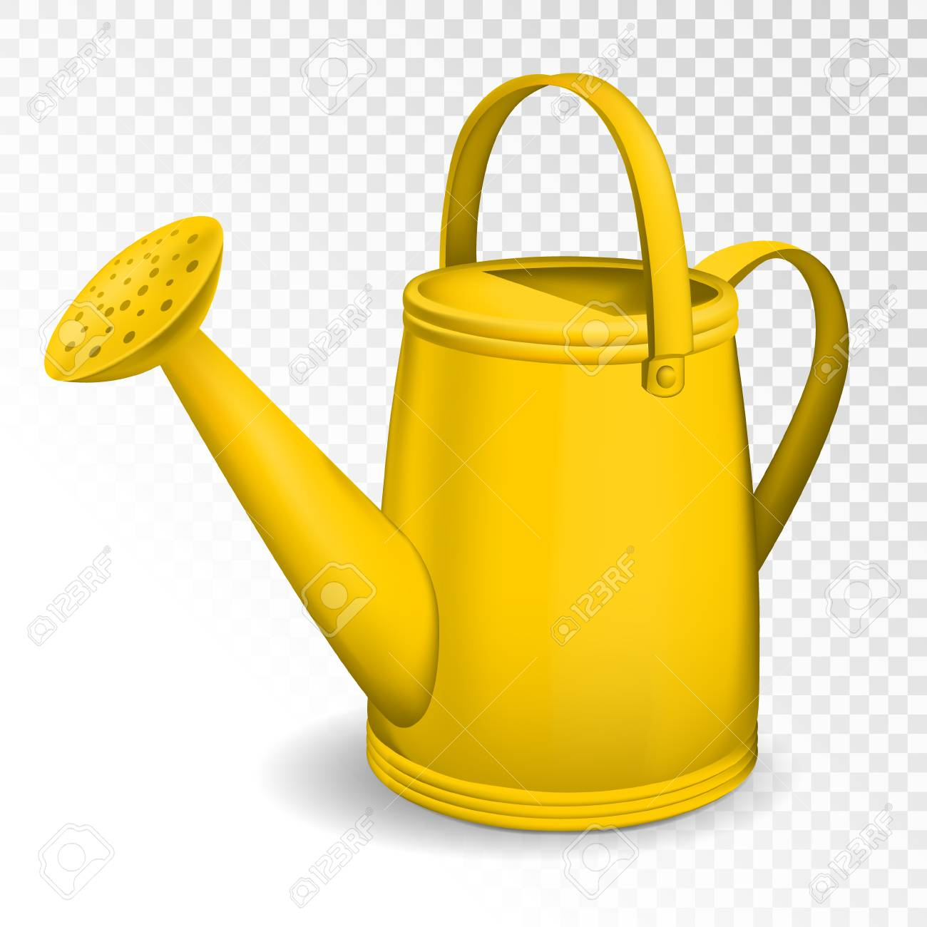 Watering Can Clipart Transparent.