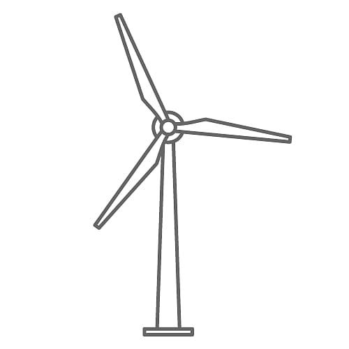 Wind farm Wind turbine Wind power , Microsoft Wind.