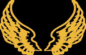 Gold Wings Clip Art at Clker.com.