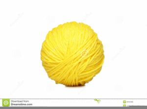 Free Yarn Ball Clipart.