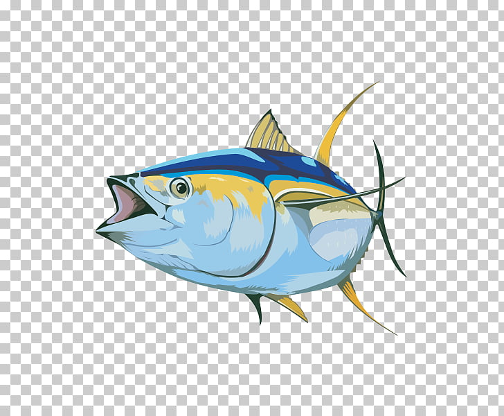 Swordfish Yellowfin tuna Atlantic bluefin tuna Decal Sticker.
