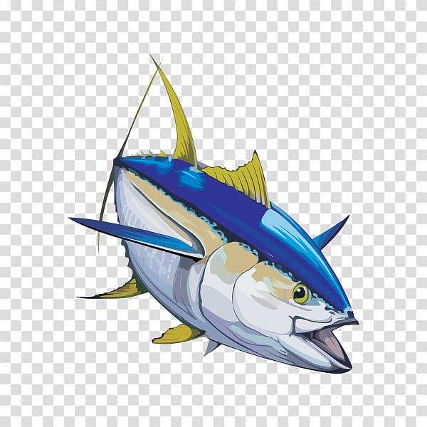 Swordfish Yellowfin tuna Marlin Atlantic bluefin tuna.