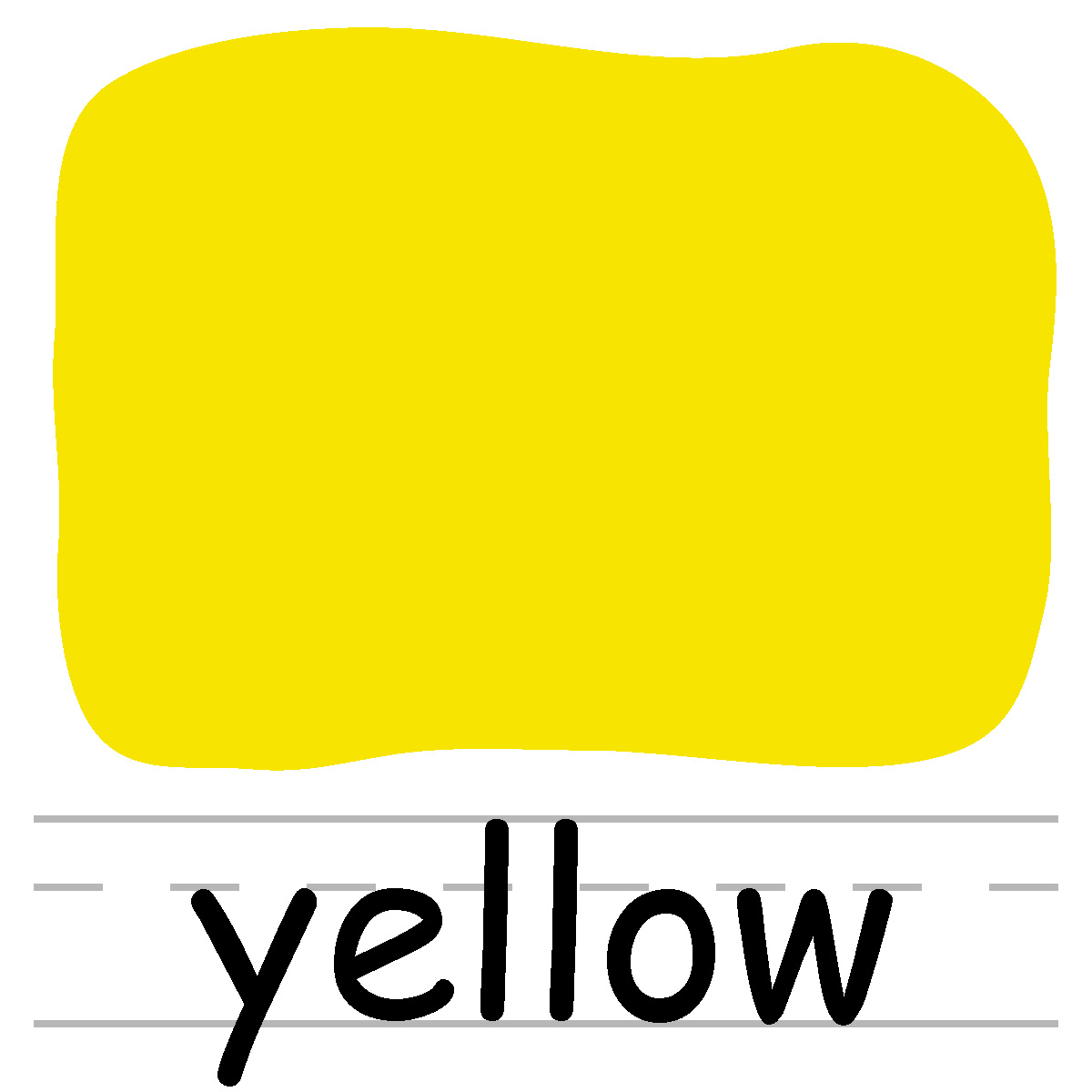 The yellow clipart download.