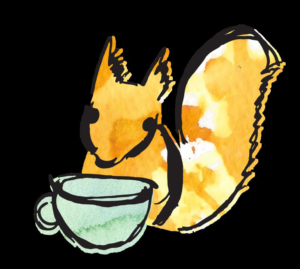 My tasting notes: Baochong — The Tea Squirrel.