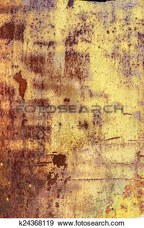 Stock Photograph of Industrial rusty metal background texture with.