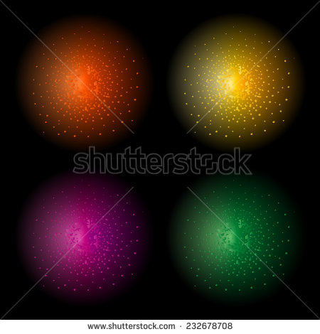 Star Shine Bright Glow Light Vector Stock Vector 231092923.