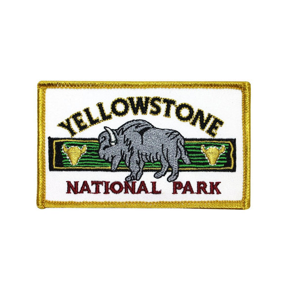 Yellowstone park clipart.