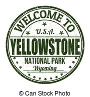 Yellowstone national park Stock Illustration Images. 92.