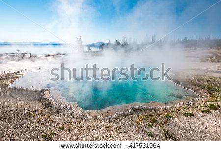 Yellowstone National Park Stock Photos, Royalty.