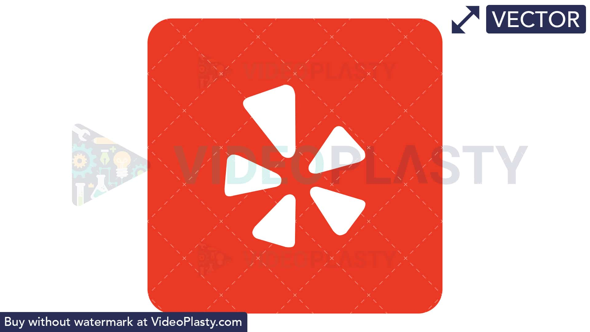 Yelp Icon [VECTOR].