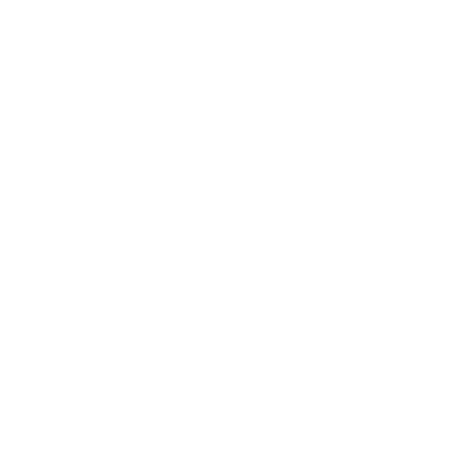 White yelp icon.