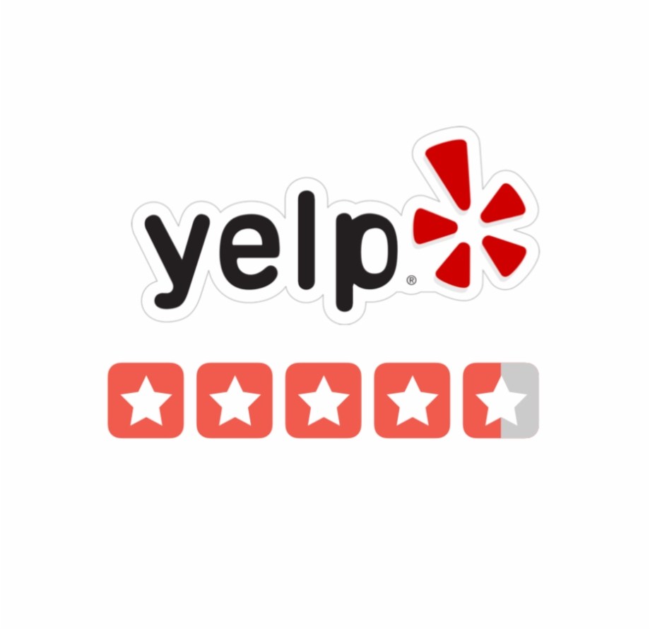 260 Yelp Reviews →.