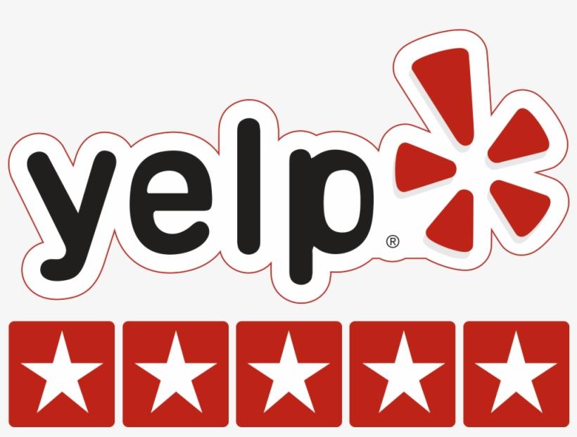 Yelp Stars Png.