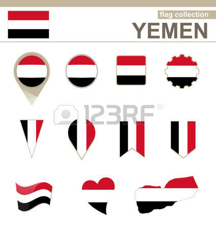Flag Of Yemen Stock Vector Illustration And Royalty Free Flag Of.