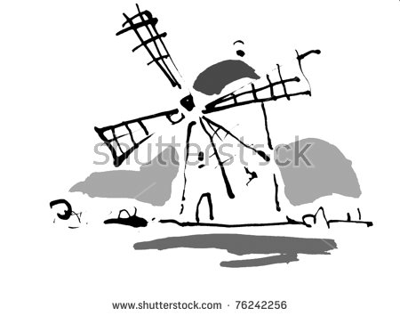 """windmill Sails"" Stock Photos, Royalty."