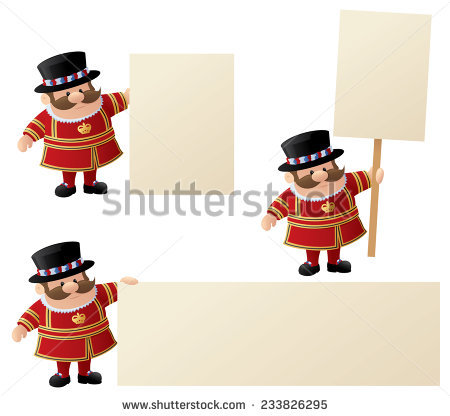 Guardsman Stock Photos, Royalty.