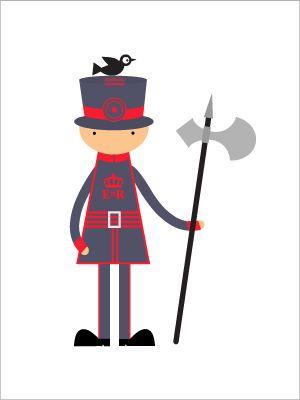 Yeoman Guard.