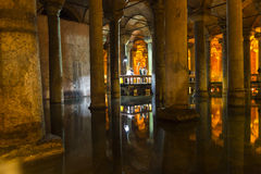 Sunken Palace Istanbul Stock Photos, Images, & Pictures.