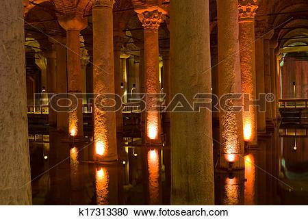 Stock Photography of Yerebatan Sarnici k17313380.