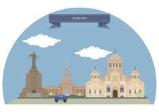 Yerevan Stock Illustrations.