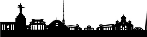 DemoBakery Blog • Silhouette of Yerevan City. You can download all.