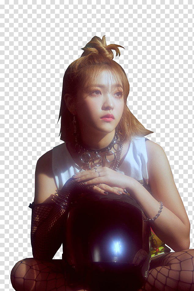 RED VELVET , Yeri Red Velvet Bad Boy transparent background.
