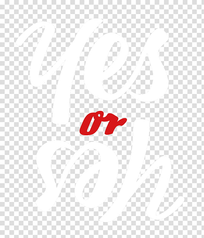 TWICE YES or YES LOGO White version transparent background.