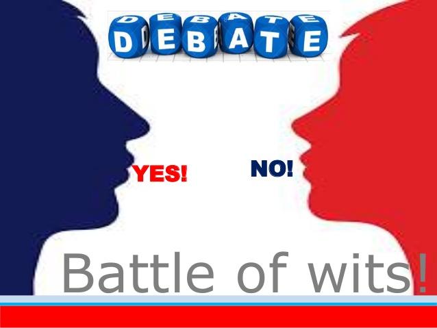 Argumentation and debate.