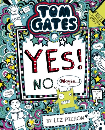 Tom Gates 8: Yes! No (Maybe).